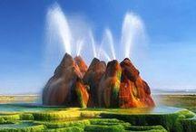 Voyage et découverte / Le monde est fascinant, découvrez-le et laissez-vous emballer par ses merveilles.