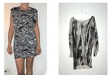 SHARE YOUR CLOSET / Et kig ind i det fælles klædeskab Share Your Closet.