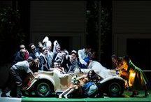 Lirica / Opere, operette, ritratti di cantanti e musica lirica in generale