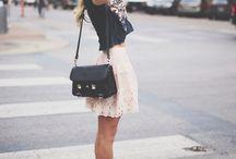 My Fashion Style / by Jasmine