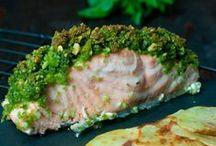 Carnes Pescados y Mariscos / Recetas de carnes y aves, preparados de forma fácil. También incluimos en este tablero recetas de Pescados y Mariscos. Además todas nuestras recetas son #singluten y #sinlactosa Meat, Fish and Seafood Recipes