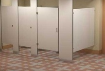 Restroom Partitions / by Restroom Partitions
