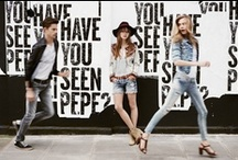 Pepe Jeans SS2013 Campaign