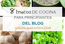 Trucos del Chef /Chef tricks and tips / Trucos de cocina e ideas originales para la cocina. Cooking tips and original ideas for the kitchen.