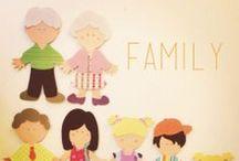 Love & Family (hurt/where) / Mom - Dad - Grandma - Grandpa - Baby - Hurt - Where
