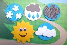 Weather (outside) / Sun - Rain - Wind - Cloud - Snow - Outside - Sky