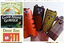 Zoo Train (ocean) / Zoo & Ocean Animals