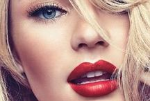 Bold and Beautful / Makeup looks that you can show off.