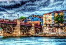 Miranda fantástica / Fotos de #Miranda de #Ebro y alrededores #fantastica #fantastic #mirandes #city
