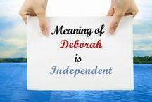 """D FOR DEBORAH.·:*¨¨*:·.♥.·:*:·.♥.·:*¨¨*:·. / MY FIRST NAME!  DEBORAH OR DEBI------- BUT NEVER  """"D E B""""!!!!!!!!!!!!!!!!!!!!!!!!!!!!!! / by Deborah Fowler-Kyle"""