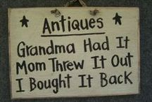 Antique Things... / p / by Heidi