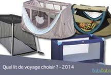 lits de voyage / Ma selection de lits de voyage pour voyager léger avec bébé