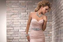 My favorite coloured wedding dresses
