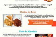 Infografías Comida (blog) / Infografías en Español sobre comidas, ingredientes, Alimentos y sus propiedades Frases motivacionales  #infografias