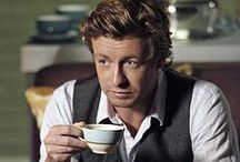 simon baker/the mentalist