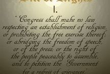 BILL OF RIGHTS / Celebrating the Bill of Rights! / by The Constitution Party