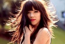 Carly Rae Jepsen / by A&M♥