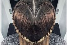 Braided inspiration / A selection of the most inspirational braided styles. From simple styles to achieve yourself, to occasion hair-ups to ask your stylist about.  O.Constantinou & Sons, 99 Crwys Rd, Cardiff, CF24 4NF. UK 02920461191