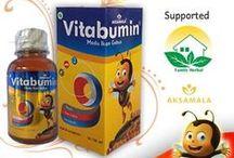 Vitabumin - Nutrisi Sehat Anak