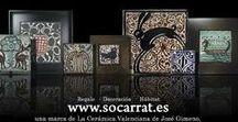 socarrat.es / Reedición de cerámica medieval www.socarrat.es