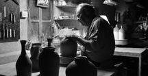 proceso / Proceso artesanal de fabricación cerámica