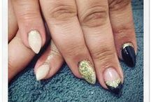 Nails & Pedicure Inspiration / Our top beautician researches the latest nail trends for your inspiration.  To book with one of our talented nail technicians call 02920461191.  O.Constantinou & Sons, Cardiff. CF24 4NF #nails #nailinspiration