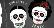 Time to Celebrate! / A birthday celebration on the Day of the Dead - a day that is truly a celebration of life!