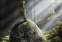 ⚔ Theme (Arthurian)