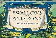 Books ★ Arthur Ransome