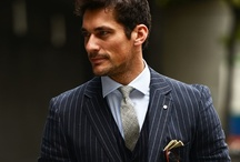 Fashion ★ Suits / Tuxedo