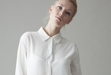 The Hepburn Collection / Our signature Hepburn shirt is a classic menswear inspired silk blouse with a subtle luxe appeal. The slightly oversized fit skims the body in the most flattering way making this shirt one of the most versatile items in your closet. Shop now at www.wearvaughan.com