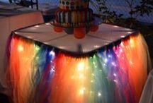 party ideas / by Nancy K Compton