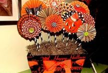 Fall Decorations / by Nancy K Compton