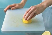 Kitchen and Cooking Tips / Tips for preparing food, cooking and in the kitchen.