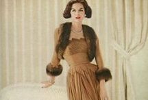 Beautiful Vintage Fashion / by Denise Opperman