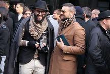 Men - Street Fashion / by Mike Yellow