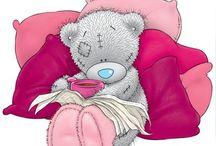 Me to you bears / .