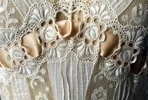 Lovely Linens and Lace / by Denise Opperman