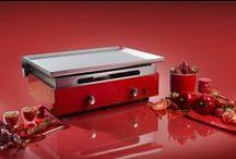 VerySpicy / Retrouvez-ici tout se qui se rapproche de notre plancha Verycook VerySpicy et de la couleur rouge !