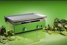 VeryLucky / Retrouvez-ici tout se qui se rapproche de notre plancha Verycook VeryLucky et de la couleur verte !