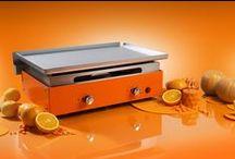 VeryTonic / Retrouvez-ici tout se qui se rapproche de notre plancha Verycook VeryTonic et de la couleur orange !