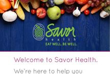 Our Story / Check these pins out to be updated on what we're up to at Savor Health!