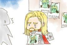 "comics: asgardians / ""I do what I want"" — Loki Laufeyson"