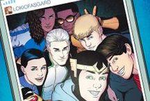 comics: young avengers / Who?