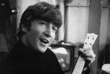 John Lennon / <3 / by Julia
