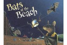 Bats at the Beach / things related to my book, BATS AT THE BEACH--others' blog posts or reviews, teacher activities and ephemera