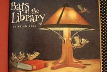 Bats at the Library / things related to my book, BATS AT THE LIBRARY--others' blog posts or reviews, teacher activities and ephemera