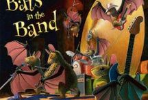 Bats in the Band / things related to my book, BATS IN THE BAND--others' blog posts or reviews, teacher activities and ephemera