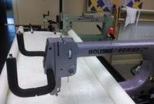 Nolting Longarm Machines / by Nolting Longarm