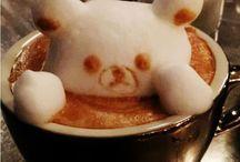 Coffee art. / Koffie